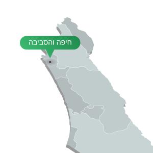 אזור חיפה